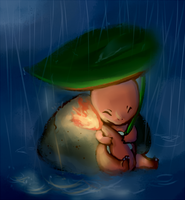 Day 4: A Rainy Day by gniao