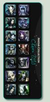 Avatar Collection by X-Lydeck