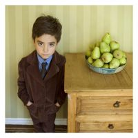 The velvet suit by petits-reves
