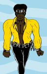 Luke Cage - Power Man by theadventurer