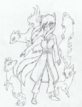 Me in Inuyasha by Mighty-C-amurai