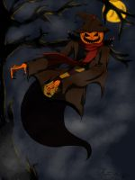 Scarecrow by quidditchchick004