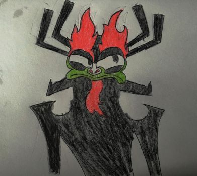 Aku by VynSketch