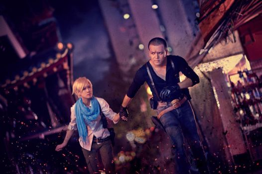 Resident Evil 6 by NikYan