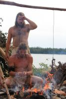 Stone Age Men by Nuuhku87