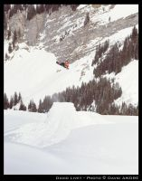 David Livet - Avoriaz by ahky