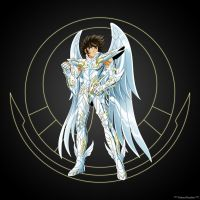 Seiya God Cloth by Trident-Poseidon