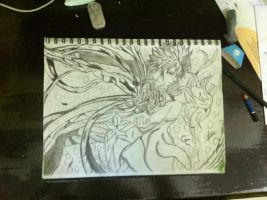 Guilty crown by thiphobia