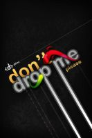 iWallpaper:dffrnt - Dont drop by vijay-dffrnt