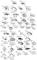 50 Eyes by moon-apprentice