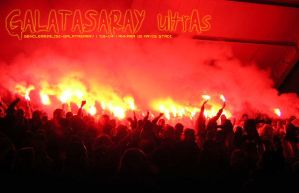 Galatasaray ultrAs by SoKaRCa