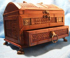 wooden chest 3... by chop-stock