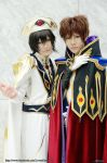Suzaku with lelouch by touyahibiki