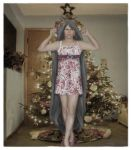 Christmas Fashion Pose by recluse57