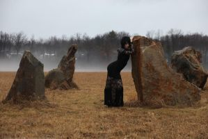 In the ring of stones by cynthia8193