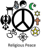Religious Peace by PokemonPikmin573