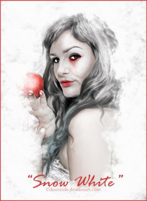 Snow White by Doucesse