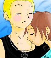 APH: Sleep by Germany-x-Italy-Fans