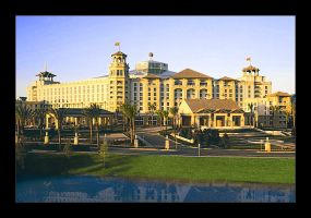 The Gaylord Hotel by SacrificialS