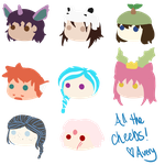 All the Cheebs by czmAvery