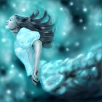 .: She Ascends :. by kristymariethomas