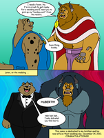 Monkey Suit Comic by BennytheBeast
