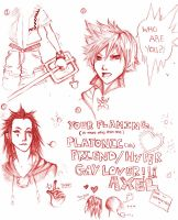 akuroku: got it memorized? by shadow-piper