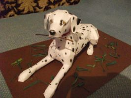 Paper Perdita by vic999