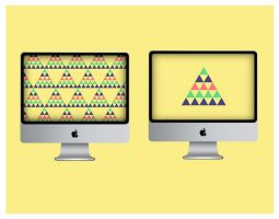 Pyramid Wallpaper Pack by Saibz