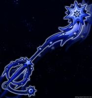 Keyblade: Starry Night by PhoenixTrooper