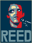 Lou Reed-Hopeposter by Manoneno1
