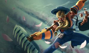 Wukong Peach picker by C-Alcy