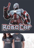 RoboCap by JasonCasteel
