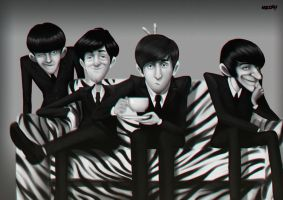 Beatles by MZ09