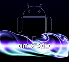 Droid Wallpaper by pauledwards03