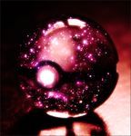 Mystical Pokeball by Marzarret
