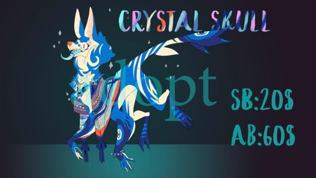 ADOPTABLE AUCTION [CLOSED] by AzurHoa