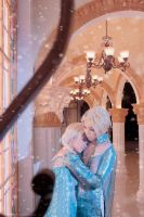 Frozen - In our world by S-Ronnie