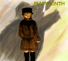 Mammonth by horyokun