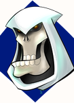 Taskmaster stupid close up by MAD-project