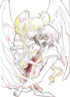 Lelouch's Angel by IZAEON