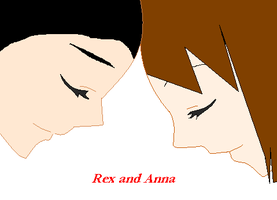 GR : Rex and Anna by Anastasia122