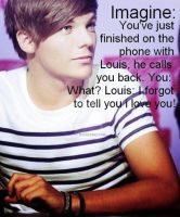 Louis: call back by kdonovan1992