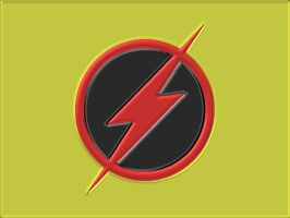Animated Reverse Flash Symbol by veraukoion