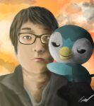 Aniki And The Piplup by taechan987