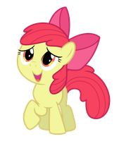 Vector: Apple Bloom by EStories