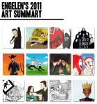 2011 Art Summary by Engelen