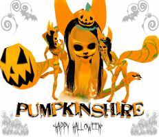 Pumpkinshire fur by twistedlove