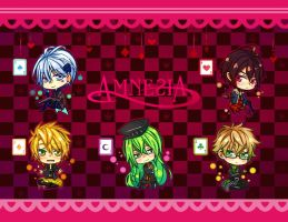 Amnesia love by yuilien