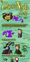 Psychonauts Meme by Tikara-the-Mew